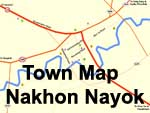 click for a map of Nakhon Nayok Town