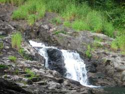 Sarika Waterfall has 9 levels