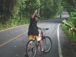 Biking around Khao Yai
